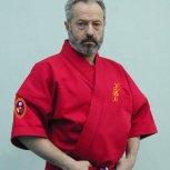 Grandmaster Yuriy Kostrov, PhD, 10th Dan KUF, Soke